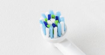 Lo spazzolino elettrico funziona