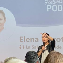 Elena Bizzotto Festival del Podcasting