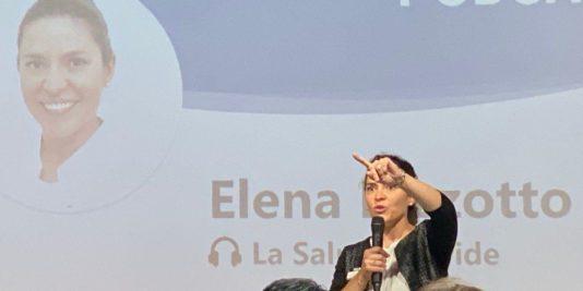 Elena Bizzotto Festival del Podcasting