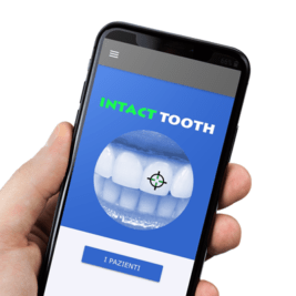 Applicazione Intact Tooth Andrea Butera