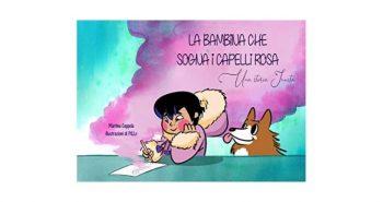 Libro la bambina che sogna i capelli rosa dentistorie