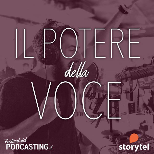 Il potere della voce podcast
